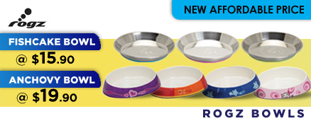 Rogz Bowls New Affordable Price